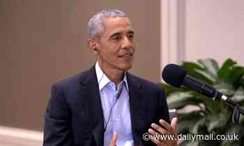 Barack Obama accuses Republicans of creating 'sense that white males are victims'