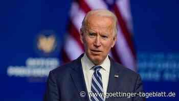 Amtsübergabe: Biden erhält ab Montag tägliche Geheimdienst-Briefings