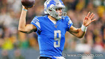NFL Thanksgiving best bets with Ravens-Steelers postponed, why Lions belong, plus top 10 Turkey Day moments