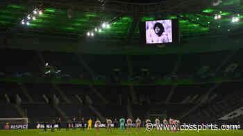 Diego Maradona tribute: Stadiums across Europe fall silent as clubs remember Argentina's icon