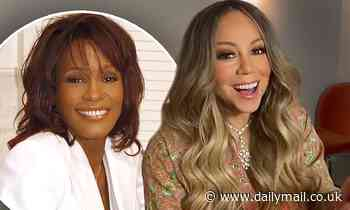 Mariah Carey dispels rumors of a rivalry with Whitney Houston: 'She and I had the best time'