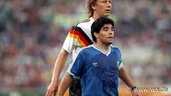 Diego Maradona ist tot: Fußball-Ikone mit 60 Jahren verstorben - Todesursache offenbar klar