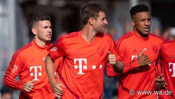 FC Bayern - FC Salzburg im Live-Ticker: Blitz-Comeback bei Star? Überraschung vor Anpfiff