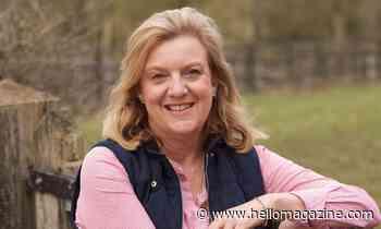 Radio 4 star Charlotte Smith talks terrifying lung disease diagnosis