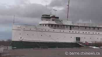 Fears persist over the future of the S.S. Keewatin - CTV Toronto