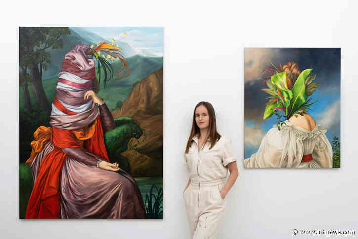 Painter Ewa Juszkiewicz Wants to Shatter Conservative Ideas About Beauty