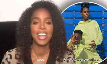 Kelly Rowland reveals her 'mom-hack' of writing affirmations everyday for her son