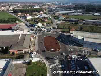 Aveiro / Rotunda da 'Vulcano - Lusovouga: Menos trânsito, mais segurança - Notícias de Aveiro - Notícias de Aveiro