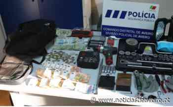 Aveiro: Quatro homens apanhados por suspeitas de furtos durante o recolher obrigatório - Notícias de Aveiro - Notícias de Aveiro