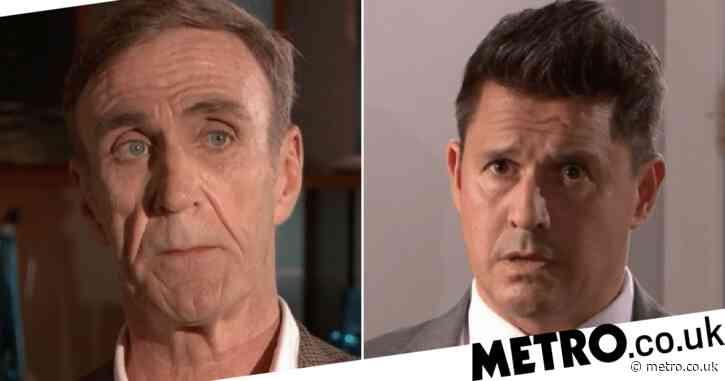 Hollyoaks spoilers: Edward Hutchinson destroys Kurt Benson in twisted blackmail scheme