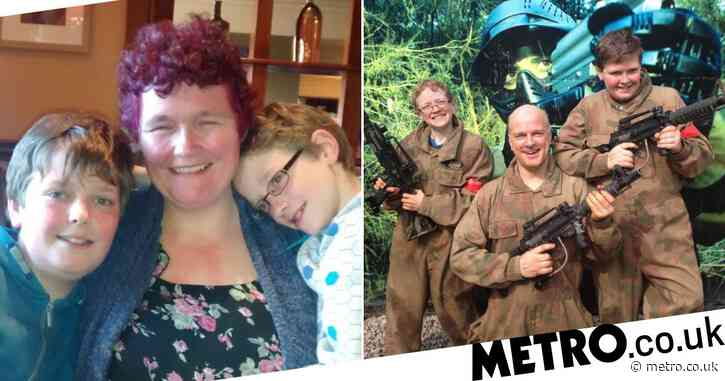 Mother details heartbreak of estranged husband murdering her two sons in house fire: 'He did it to punish me'