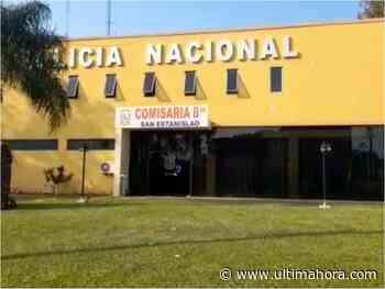 Cierran temporalmente Comisaría de San Estanislao por casos de Covid-19 - ÚltimaHora.com