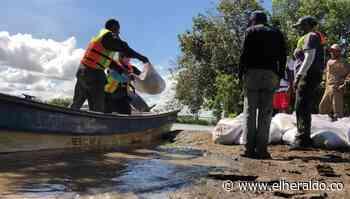 San Estanislao de Kotska, en calamidad por amenaza de inundaciones - EL HERALDO