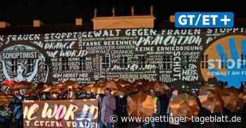 """Am""""Orange Day"""" protestieren Frauen in Hannover gegen Gewalt"""