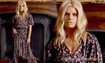 Jessica Simpson, 40, proves she is still a blonde bombshell