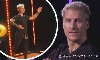 Strictly's Gorka Marquez kicks off pro challenge on It Takes Two