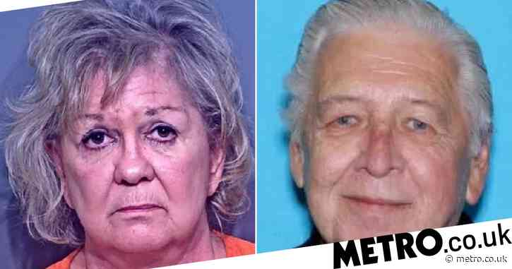 Wife, 66, 'stabbed herself in vagina then blamed it on husband she shot dead'