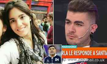 Maradona's five children 'likely to feud with his six rumoured offspring' for a share of his will
