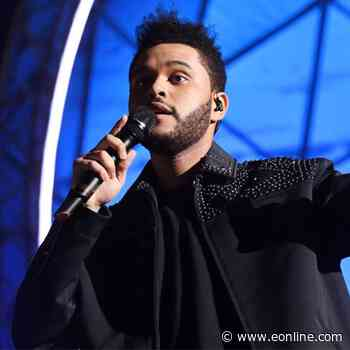 The Weeknd Fires Back at Recording Academy for Grammys Snub--and Gets Support From Ex Bella Hadid