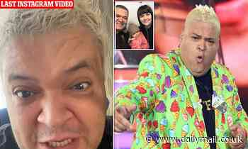 Celebrity Big Brother and Storage Hunters star Heavy D dies aged 47