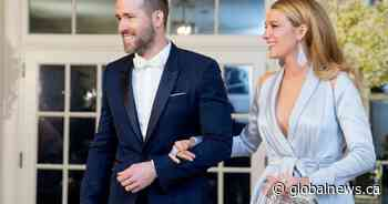 Ryan Reynolds and Blake Lively donate $500,000 to Covenant House