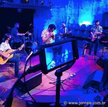 Artistas curitibanos gravam vídeos para o programa Paiol Musical - Jornale