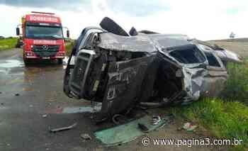 Moradora de Camboriú é vítima de acidente de trânsito em Curitibanos - Jornal Página 3