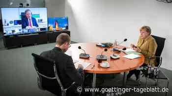 Bund und Länder: Private Zusammenkünfte werden auf fünf Personen begrenzt