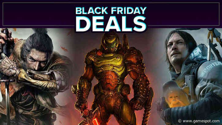 Best Steam Black Friday 2020 Game Deals