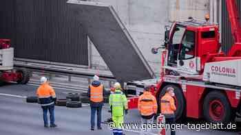 Nach tödlichem Unfall: Mangelhafte Konstruktion an A3-Betonwand schon 2008 bekannt