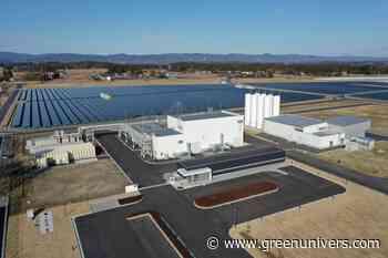 Schlumberger prépare une usine d'hydrogène vert à Béziers - GreenUnivers
