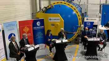 Un campus aéronautique entièrement dédié à l'avion vert prévu pour 2024 à Toulouse - France Bleu