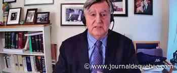 Décès de Marc-André Bédard: Lucien Bouchard a perdu un grand ami