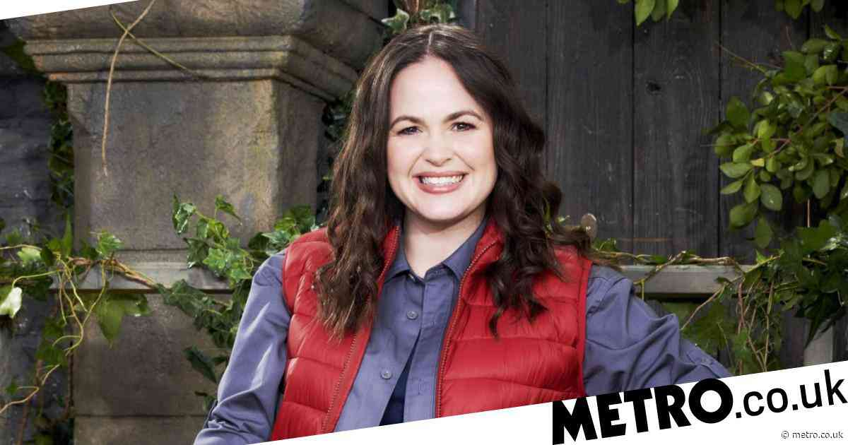 I'm A Celebrity 2020: Giovanna Fletcher gets unwelcome guest near her 'foo foo'