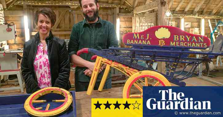 The Repair Shop review – is there a lovelier show on TV?