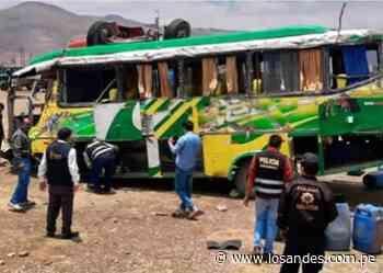 Prisión para conductor que llevaba cocaína – Los Andes - Los Andes Perú