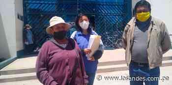 ¿Negligencia en el hospital calcetero? – Los Andes - Los Andes Perú