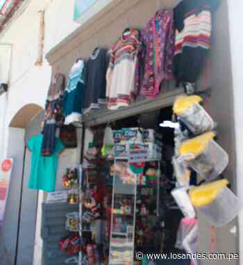 Arrendamiento de tiendas se devalúa en el jirón Lima - Los Andes Perú