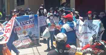Critican régimen laboral – Los Andes - Los Andes Perú