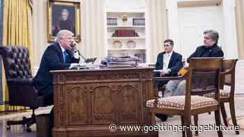 Trump begnadigt ehemaligen Sicherheitsberater MichaelFlynn