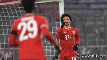 Kimmich-Ersatz fliegt vom Platz: FC Bayern zieht zu zehnt eine Runde weiter