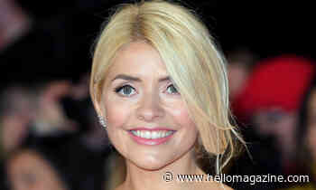 Holly Willoughby's first acting role has fans in tears