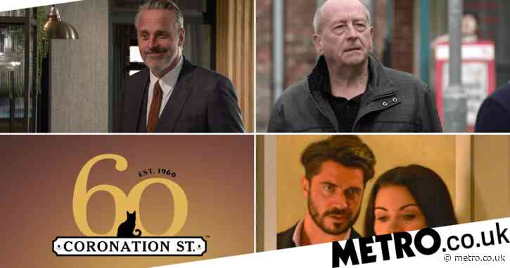 Coronation Street spoilers: All secrets still set to explode before, during, or after the 60th anniversary week