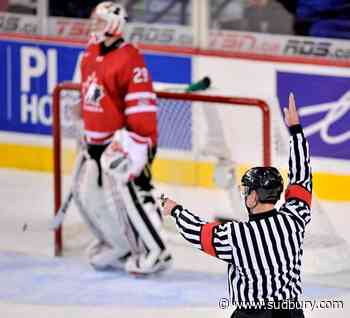 WORLD: All officials for world junior hockey championship in Edmonton from Canada only