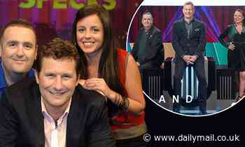 Spicks and Specks to return in 2021 withAdam Hills, Alan Brough and Myf Warhurst