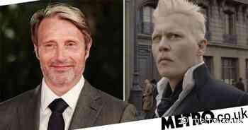 Mads Mikkelsen confirmed to replace Johnny Depp in Fantastic Beasts 3 as Gellert Grindelwald