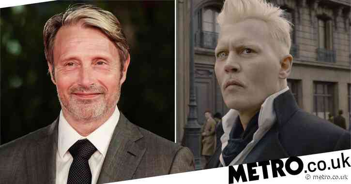 Mads Mikkelsen confirmed to replace Johnny Depp in Fantastic Beasts 3 as Gellert Grindelwald