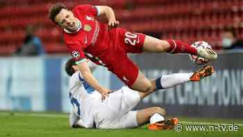 Real macht Druck auf Gladbach: Bergamo lässt Liverpool böse auflaufen