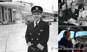 Retired pilot, 84, kills his dementia-stricken wife, 85... then takes his own life