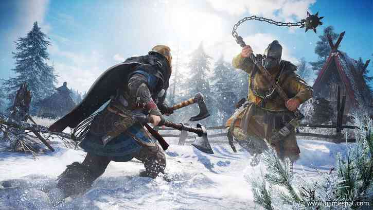 Assassin's Creed Valhalla Update Drops Tomorrow, Full Patch Notes Detailed